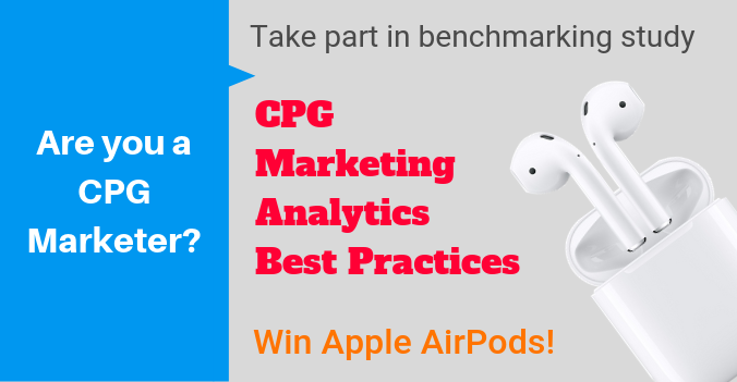 CPG Marketing Analytics Benchmarking Research - LI Post